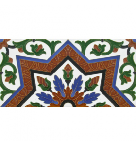 Azulejo Relieve MZ-038-00
