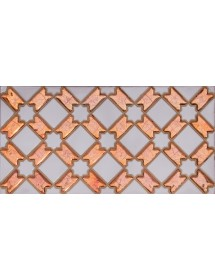Arabian relief copper tiles MZ-001-19