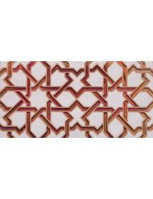 Arabian relief copper tiles MZ-006-19