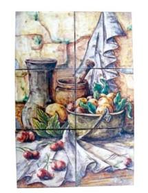 Mural bodegón